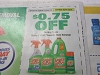 15 Coupons $.75/1 Spray n Wash Laundry Stain Remover 6/1/2018
