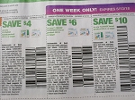 15 Coupons $4/1 Flonase 60ct 6/3/2018 + 15 Coupons $6/1 Flonase Sensimist 60ct + 15 $10/1 Flonase 120ct 5/13/2018
