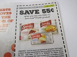 15 Coupons $.55/1 Sara Lee Frozen Product DND 7/1/2018