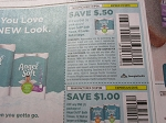 15 Coupons $.50/1 Angel Soft Bath Tissue 4 Double Roll + 15 $1/1 Angel Soft Bath Tissue 12 Roll or 6 Mega 6/6/2018