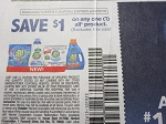 15 COUPONS $1/1 ALL PRODUCT 6/2/2018