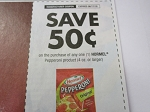 15 Coupons $.50/1 Hormel Pepperoni 4oz+ 6/17/2018
