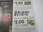 15 Coupons $2/1 12pk Case Ball or Kerr Jars + 15 $2/2 Ball or Kerr Lids with Bands DND 6/30/2018