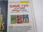 15 Coupons $1/3 Kellogg's Cereal 7/15/2018