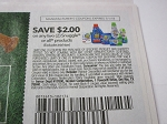 15 COUPONS $2/2 Snuggle or All Products 7/1/2018
