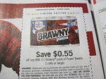 15 Coupons $.55/1 Brawny 2 Rolls + Paper Towels 7/3/2018