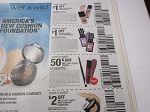 15 Coupons $1/1 Wet n Wild Face + 15 $1/1 1 Step Wonderful + 15 $.50/1 Wet n Wild + 15 $2/1 Mega Cushon Foundation 6/23/2018