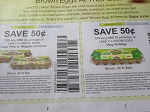 15 Coupons $.50/1 Land o Lakes Eggs Cage Free or Organic + 15 $.50/1 Land o Lakes Eggs 9/10/2018