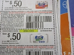 15 Coupons $.50/6 Rolls Scott Comfort Plus or Extra Soft Bath Tissue + 15 $.50/1 Scott Flushable Cleansing Cloths 7/8/2018
