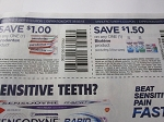 15 Coupons $1/1 Parodontax + 15 $1.50/1 Biotene product 8/8/2018