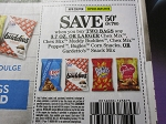 15 Coupons $.50/2 Chex Mix 9/1/2018