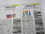 15 Coupons $1.50/2 Shout + 15 $1.50/2 Pledge or Windex 9/8/2018