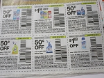 15 Coupons $.50/1 Lysol Spray + 15 $1/2 Wipes + 15 $.50/2 Toilet Bowl Cleaner + 15 $.50/2 All Purpose Cleaner + 15 $.50/2 Bathroom Cleaner + 15 $1/1 Laundry Sanitizer 9/4/2018