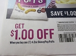 15 Coupons $1/1 SkinnyPop Puffs 10/7/2018