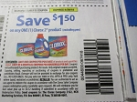 15 Coupons $1.50/1 Clorox 2 Product 8/29/2018