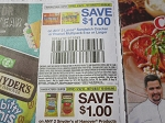15 Coupons $1/2 Lance Sandwick Crackers or Peanut Multipacks + 15 $1/2 Snyders of Hanover 5oz+ DND 9/30/2018