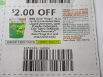 15 Coupons $2/1 Gain Flings 12-20ct 9/1/2018