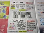 15 Coupons $1/1 Tide Simply Detergent 37oz + 15 $2/1 Dreft Newborn 9/1/2018