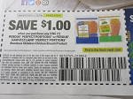 15 Coupons $1/1 Perdue Perfect Portions or Harvestland Boneless Skinless Chicken Breast 9/16/2018