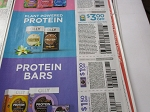 15 Coupons $3/1 Olly Vitamin + 15 $3/1 Olly Plant Protein + 15 $1.50/1 Olly Bars 4pk Boxes + 15 $1/2 Single Bars 9/30/2018