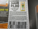 15 Coupons $1/1 Bic Xtra Fun Pencil 8/24/2018