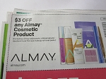 15 Coupons $3/1 any Almay Cosmetic Product 8/19/2018