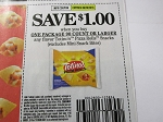 15 Coupons $1/1 Totino's Pizza Rolls 90ct+ 9/29/2018