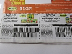 15 Coupons $1/2 Mott's Juice or Applesauce Single Serve Multi Pack + 15 $.75/1 64oz or 6 or 8 Pack Mott's Sensible Juice 9/23/2018
