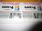 15 Coupons $4/1 One a Day Multivitamin Tablets + 15 $4/1 One A Day 50+ Multivitamin 8/11/2018