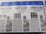 15 Coupons $5/2 Tresemme Pro Collection Shampoo or Conditioner + 15 $2/1 Compressed Micro Mist  + 15 $1/1 Dry Shampoo  8/19/2018