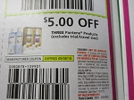 15 Coupons $5/3 Pantene Products 9/8/2018