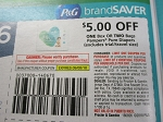 15 Coupons $5/1 box or 2 bags Pampers Pure Diapers 9/8/2018