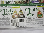 15 Coupons $1/1 Ken's Simply Vinaigrette + $1/2 Ken's Dressing 16oz+ 9/30/2018