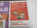15 Coupons $1/1 Hershey Snack Size Candy Bags 9.35oz AT CVS 9/1/2018