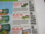 15 Coupons $1/2 Libby's Vegetable Cup + $1/4 Libby's Vegetable + $1/3 Libby's Fruit 9/30/2018