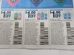 15 Coupons $1/1 Act Kids + $1/1 Act product + $1/1 Act Dry Mouth 9/22/2018