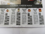 15 Coupons $.75/1 Sargento Balanced Breaks + $.75/1 String Cheese + $.75/1 Sweet Balanced Breaks + $.75/1 Snack Bites 11/4/2018