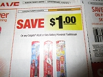 15 Coupons $1/1 Colgate Adult or Kids Battery Powered Toothbrush 9/8/2018