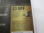 15 Coupons $3/2 Loreal Paris Elvive Hair Expert 9/22/2018