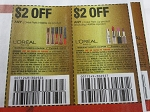 15 Coupons $2/1 Loreal Paris Infalible Lip + $2/1 Loreal Paris Lip 10/6/2018