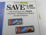 15 Coupons $1/3 Pillsbury Refrigerated Baked Goods 12/8/2018