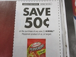 15 Coupons $.50/1 Hormel Pepperoni 4oz 10/21/2018