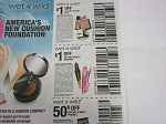 15 Coupons $1/1 Wet n Wild Face + $1/1 Mascara + $.50/1 Any Wet n Wild Product 9/29/2018