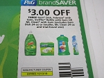 15 Coupons $3/3 Gain Dish, Febreze with Gain, Swiffer Refills with Gain or Mr Clean with Gain 10/13/2018