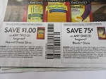 15 Coupons $1/2 Sargento Natural Cheese Slices + $.75/1 Sargento Blends Slices 11/18/2018