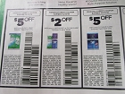 15 Coupons $5/1 Opti Free Twin Pack + $2/1 Opti Free or Clear Care Solution 10oz + $5/1 Clear Care Solution Twin Pack 10/27/2018