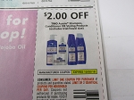 15 Coupons $2/2 Aussie Shampoo Conditioner or Styling 10/20/2018