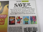 15 Coupons $.50/2 Betty Crocker Fruit Shapes, Roll Ups 12/1/2018