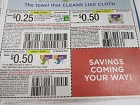 15 Coupons $.25/1 Kleenex Facial Tissue 30ct + $.50/1 6pk Viva Vantage or Viva Paper Towels + $.50/1 Viva Pops Ups 11/10/2018