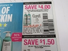 15 Coupons $4/1 Curel Hydra Therapy Wet Skin Moisturizer 8 -12oz + $1.50/1 Curel Moisturizer 6oz+ 11/18/2018